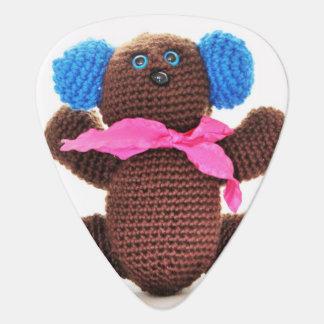 Schokoladen-Bärn-Plektrum Plektron