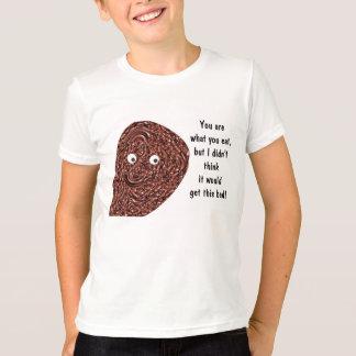 Schokoladen-Chip Chocoholic Shirt