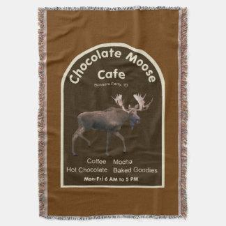 Schokoladen-Elch-Café Decke