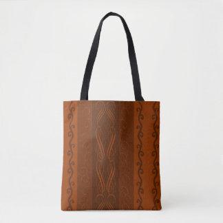 Schokoladen-Entwurfs-Taschen-Tasche Tasche