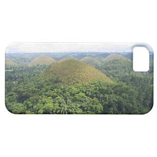 Schokoladen-Hügel, Bohol, Philippinen Barely There iPhone 5 Hülle
