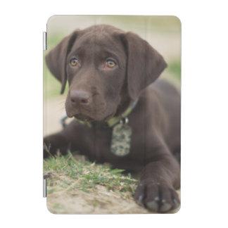 Schokoladen-Labrador-Welpe iPad Mini Cover