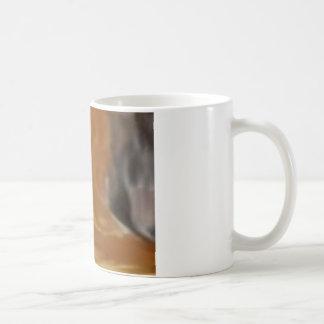 Schokoladen-Lava Kaffeetasse