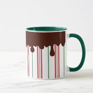 Schokoladen-Süßigkeits-Tasse Tasse