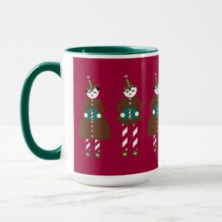 Schokoladen-Trüffel Martzkin WeihnachtsTasse Tasse
