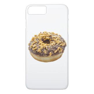 Schokoladenfondant-Ring-Krapfen iPhone 8 Plus/7 Plus Hülle