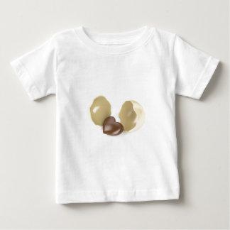Schokoladenherz Baby T-shirt