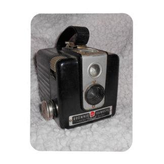 Schokoladenkuchen Hawkeye Kamera-Foto-Magnet Magnet