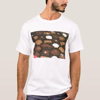 Schokoladenzusammenstellungen T-Shirt