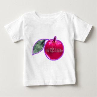 """""""Schön anzubeißender """" rosa Apfel Shirts"""