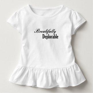 Schön bedauernswertes Kleinkind Kleinkind T-shirt