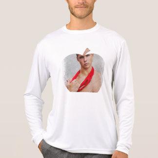 Schön entspannt, und sexy T-Shirt