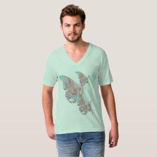 Schön trägt es mit Estilo. und T-Shirt
