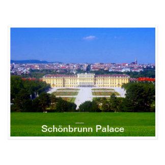 schönbrunn Palastansicht Postkarte
