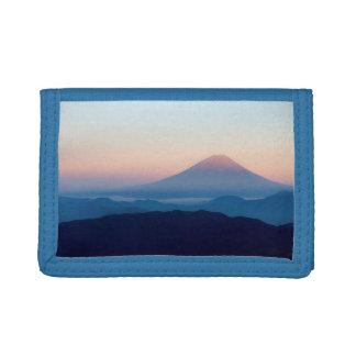 Schöne Ansicht der Fujisan, Japan, Sonnenaufgang