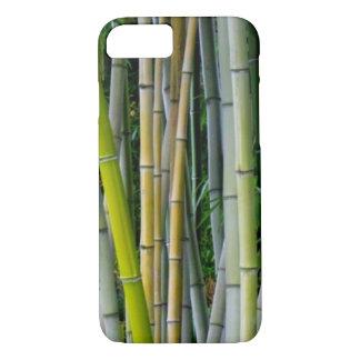 Schöne Bambuswaldung iPhone 8/7 Hülle