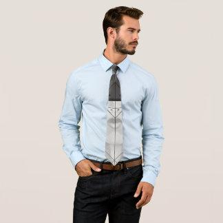 Schöne BnW Fraktal-Federn für bedeutendes Motoko Krawatte