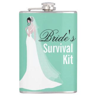 Schöne Braut-Überlebensausrüstung