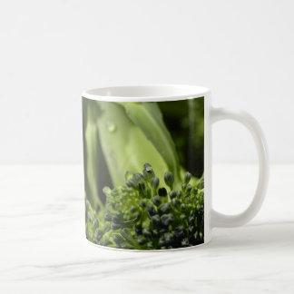 Schöne BrocoliTasse Kaffeetasse