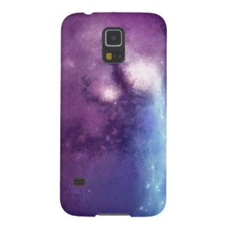 Schöne bunte Nebelfleck-Sterne Hülle Fürs Galaxy S5