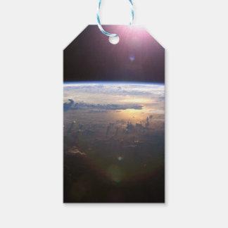 Schöne Erde Yuri Gagarin Geschenkanhänger