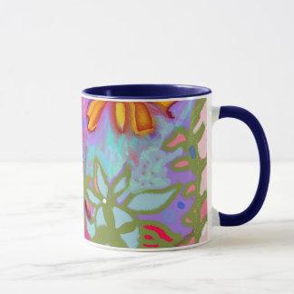 Schöne Garten-Tasse Tasse