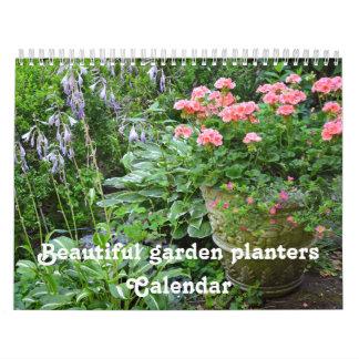 Schöne Gartenpflanzer Abreißkalender