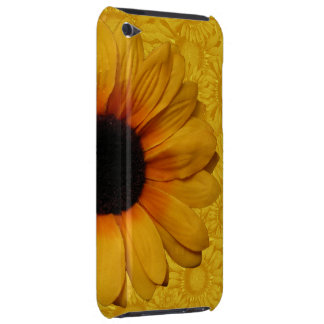 Schöne gelbe Sonnenblumen Barely There iPod Cover