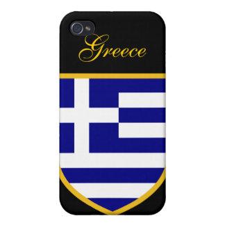 Schöne Griechenland-Flagge Hülle Fürs iPhone 4