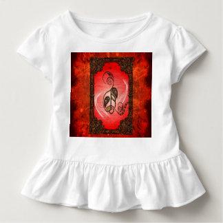 Schöne Grundgedanken Kleinkind T-shirt