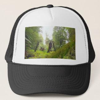 Schöne grüne Baumlandschaft der Natur von Truckerkappe