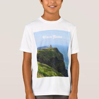 Schöne grüne Klippen von Moher T-Shirt