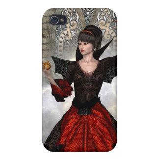 Schöne Hexe Hülle Fürs iPhone 4