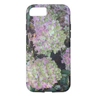 schöne Hydrangeas iPhone 8/7 Hülle