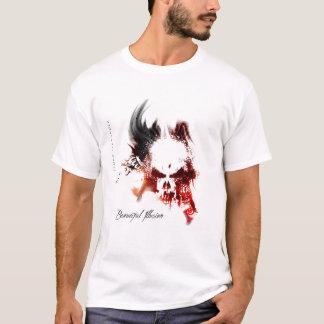 Schöne Illusion weiße T T-Shirt