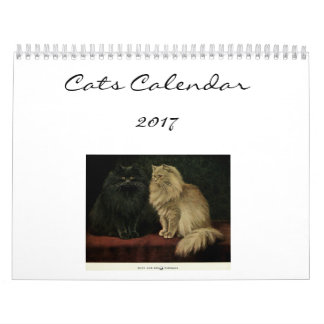Schöne Katzen Kalender