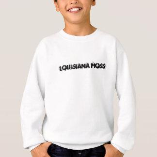Schöne Kunst: Louisiana-Eiche mit Moos Sweatshirt