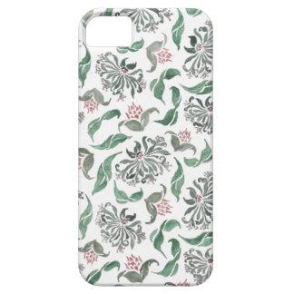 Schöne Kunst Nuveau gemusterter Telefon-Kasten iPhone 5 Case