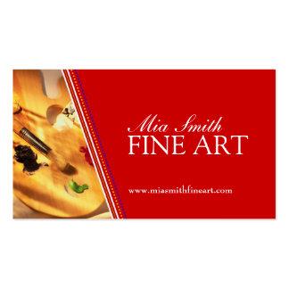 Schöne Kunst - Visitenkarten