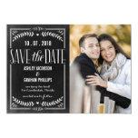 Schöne Liebe-Save the Date Karte Personalisierte Ankündigung