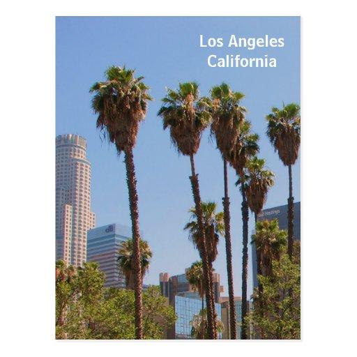 Schöne Los Angeles-Postkarte!