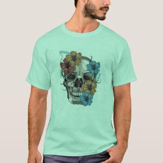 Schöne lustige tote mexikanische T-Shirt