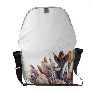 Schöne mittlere Bote-mit Blumentasche Kurier Taschen