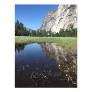 Schöne Natur Fotodruck