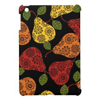 Schöne niedliche Birnen, Gelb, Orange, iPad Mini Hülle