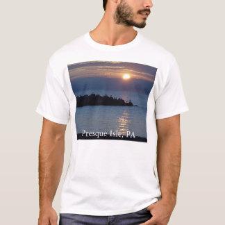 Schöne Presque Insel T-Shirt