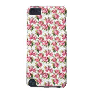 Schöne romantische rosa PastellRosen iPod Touch 5G Hülle