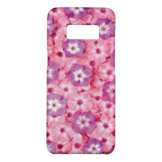 schöne rosa Blumennatur-Liebe Case-Mate Samsung Galaxy S8 Hülle