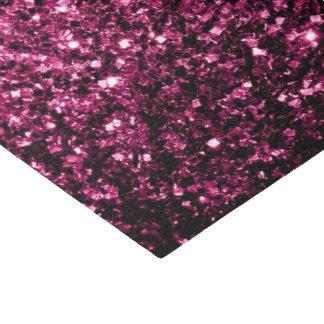Schöne rosa Glitter-Glitzern Seidenpapier
