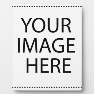 schöne Schablone Fotoplatte